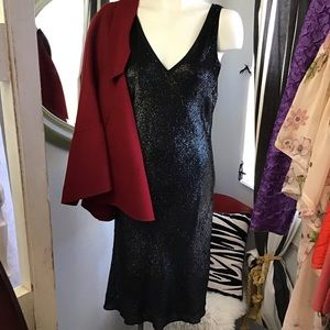 Banana Republic Silk Sequin Dress